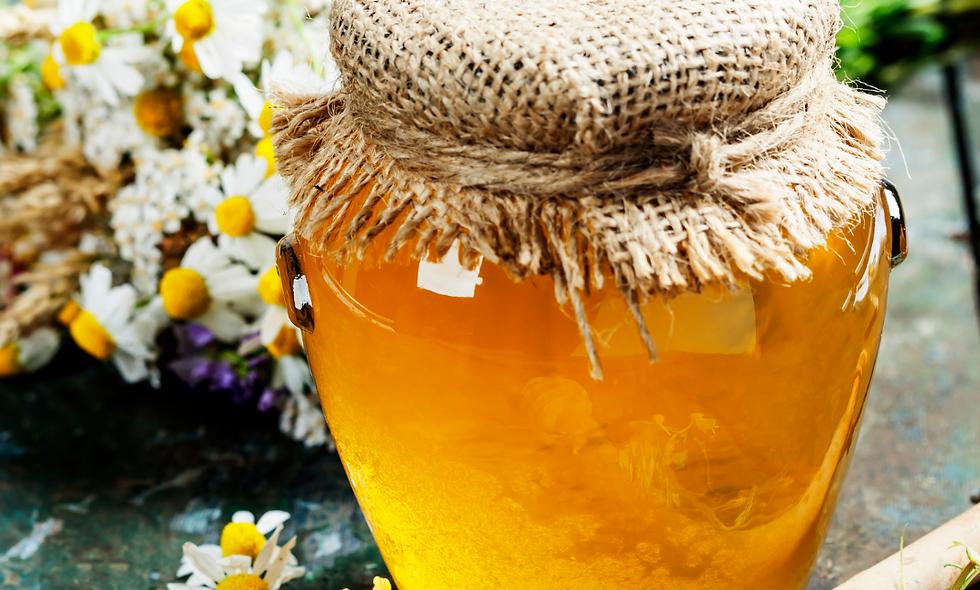 Raw Forest Honey (Sahydris, Western Ghats) 500 gms