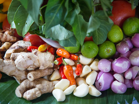 5 Compelling reasons why Organic Food is better than regular produce