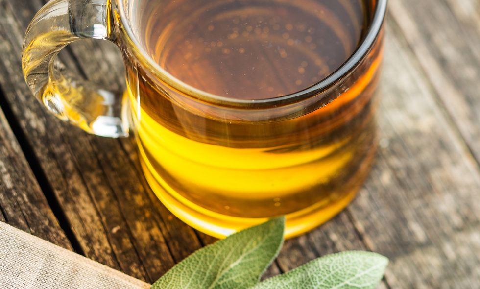Dried Herb Tea - Sage (30 gms)