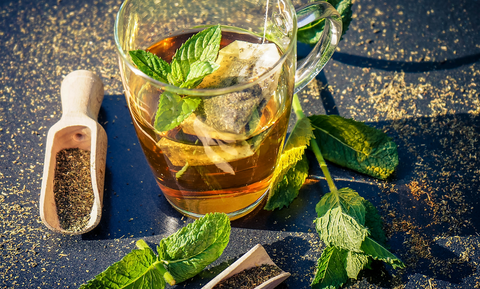 Dried Herb Tea - Peppermint (30 gms)