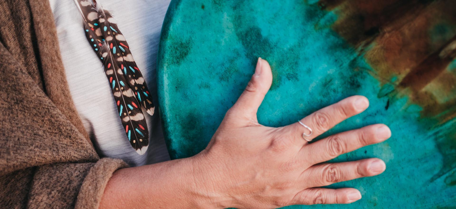 Yoga Chamanique tambour
