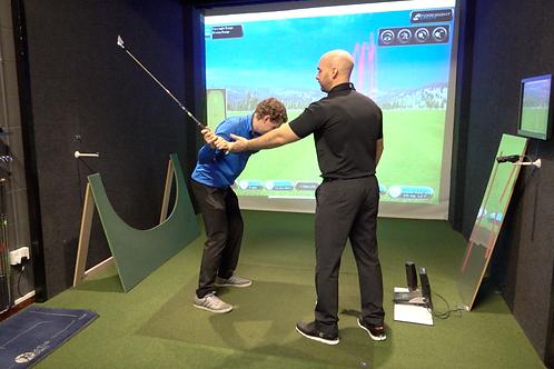 Golf Lesson Voucher