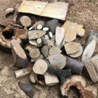 Holzreste