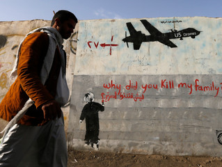 Drone strikes: Are they legal or not?