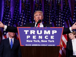 2016 US presidential election: Pro-Trump and pro-Clinton bots