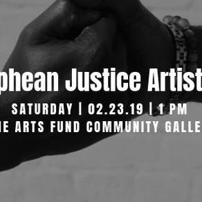 Artist Talk: Sisyphean Justice