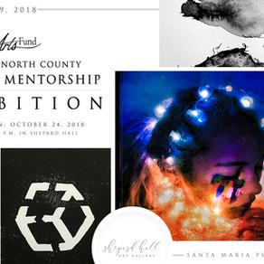 4th Annual North County Teen Arts Mentorship Exhibition