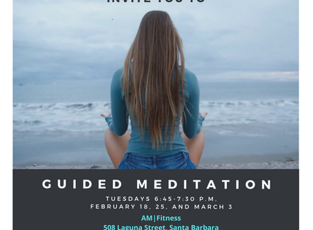 Beth Alexander + AM|Fitness Meditation Fundraiser