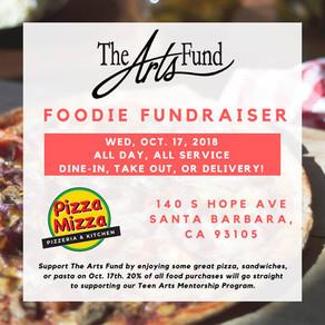 October Foodie Fundraiser