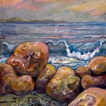 """Beach Boulders"""