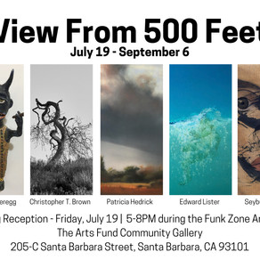 View From 500 Feet - Community Gallery Exhibit