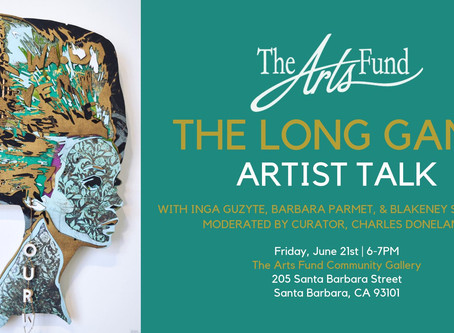 Artist Talk: The Long Game