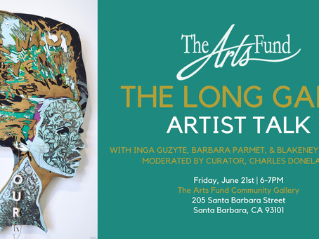 Artist Talk: The Long Game