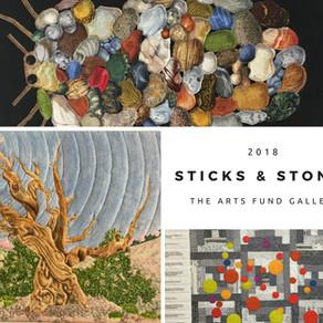 Sticks and Stones - Community Gallery Exhibit