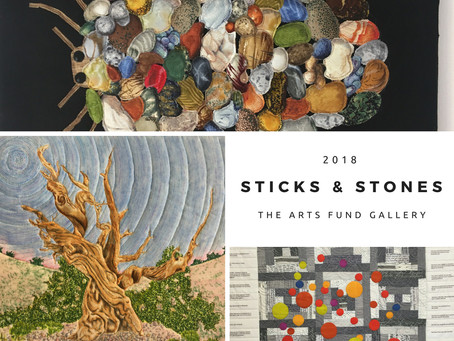 Sticks and Stones - Community Gallery Exhibit