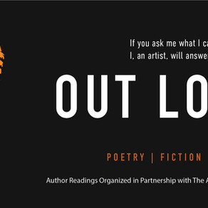 November 17 Out Loud SB Literary Reading