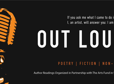 November 17 Out Loud SB Literary Reading