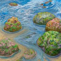 """Mossy Rocks"""