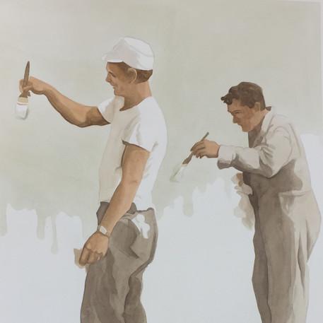 """Boat Painters"""