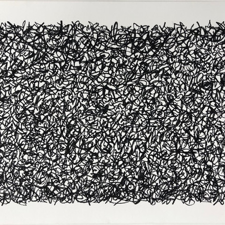Untitled Abstract Drawing