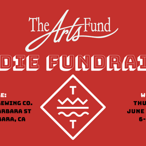 Topa Topa Fundraiser Benefitting The Arts Fund - Thursday, June 20th 6pm-10pm