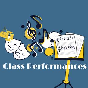 Fall Teen Arts Mentorship Class Performances!