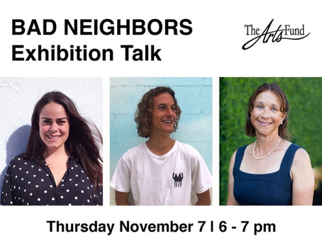 Artist Talk - Featuring Evan Sherman & Community Environmental Council