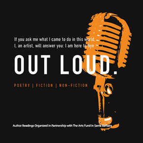 OUT LOUD August Literary Reading