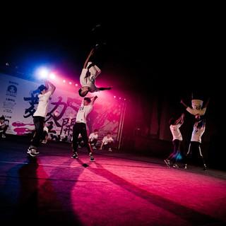 中華大學舞力全開舞蹈大賽