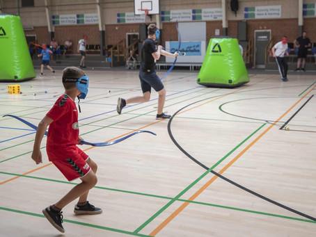 Sporten er helt ny hos Viborg Bueskyttelaug - DM i Combat Archery indledes i Viborg