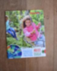 Duinrell vakantie magazine Tess Dumitru.