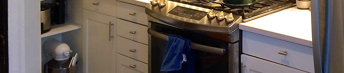 IKEA Shaker Modern Kithchen Cabinets