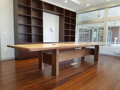 Dranoff Properties conference table