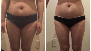 産後太りから2ヶ月でウエスト-10.5cm!