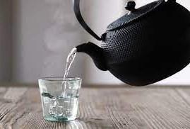 皆様、毎日白湯飲んでます?