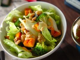 ダイエットとお野菜について