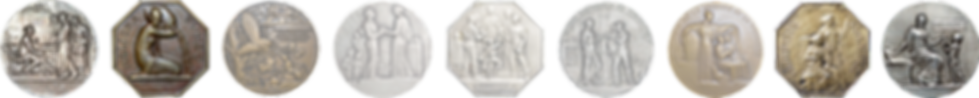 jeton médaille caisse épargne epargne jetons médailles numismatique