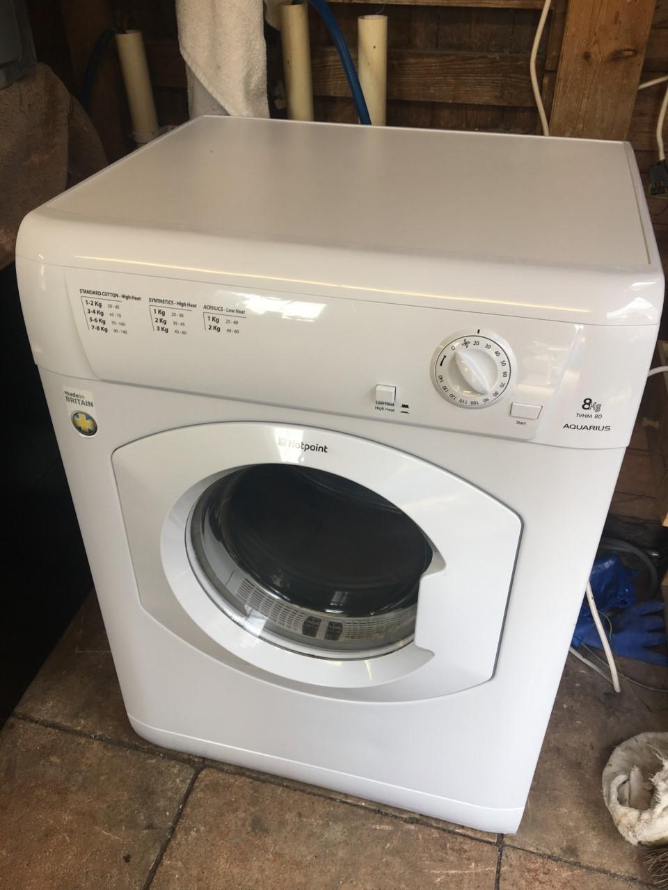 Reconditioned Washing Machine Tumble Dryer Cooker Basingstoke