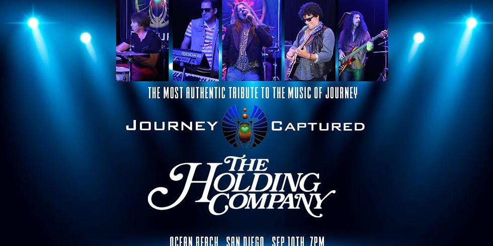 Journey Captured San Diego !