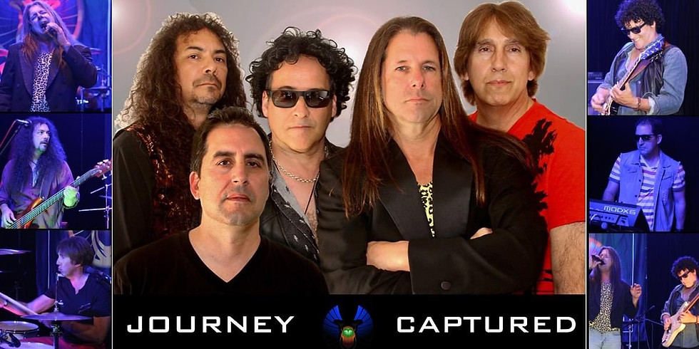 A special evening with Journey Captured