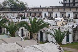 El Cementerio Católico de Santiago