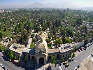 El Cementerio General de Santiago de Chile
