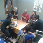 Encuentros Intergeneracionales en el Valentin Letelier