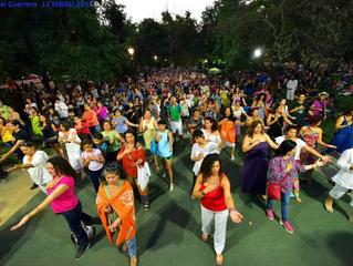 Encuentro en Luna Llena Meditar, Danzar y Amar Bienvenidos a la Buena Convivencia