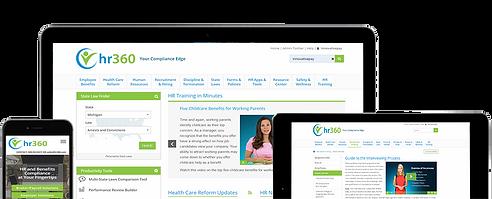HR360 Online HR Library