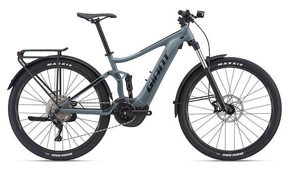 Prenájom celoodpružený elektrobicykel GIATN STANCE E+ EX
