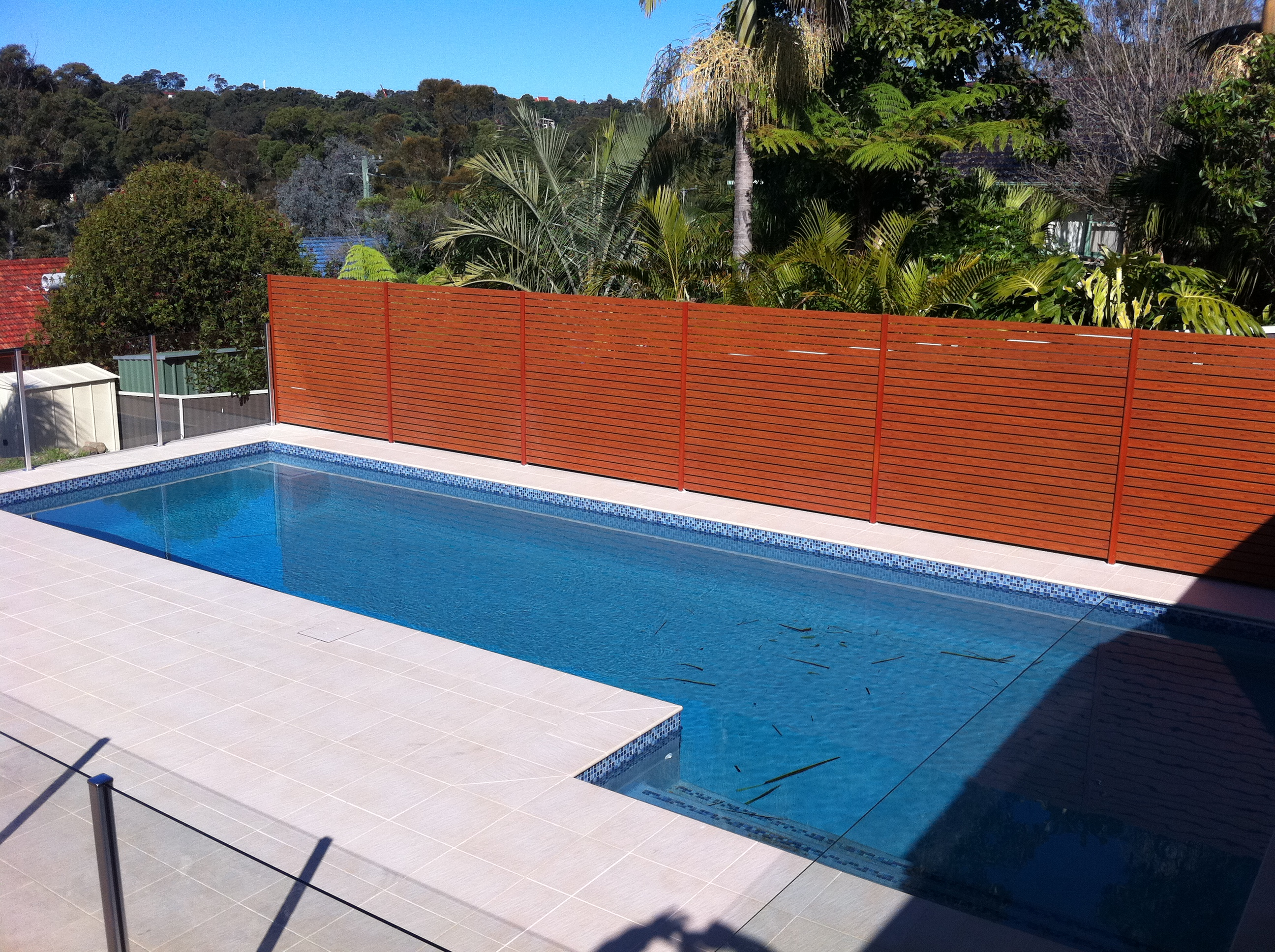 Newcastle Concrete Pool Surrounds