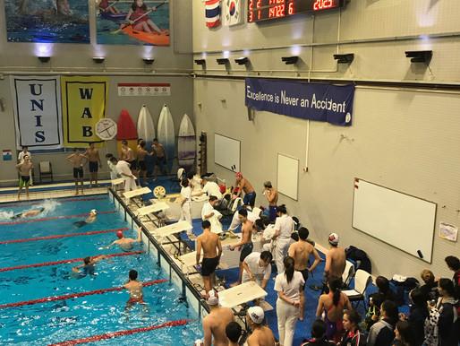 Fast Swimming at APAC