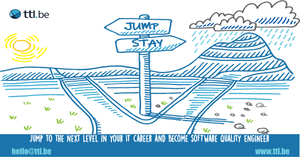 Jump to the next level in your career!