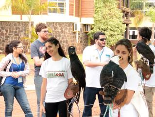 Encontro reúne falcoeiros de diversos países